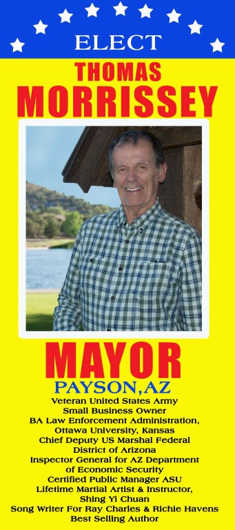 Tom Morrissey for Mayor